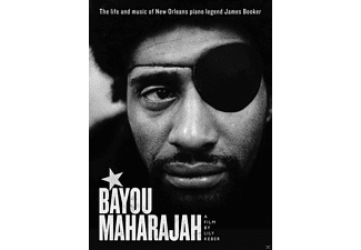Bayou Maharaja-Life And Music Of James Booker [DVD]