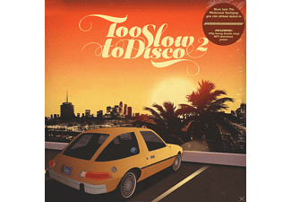 VARIOUS - Too Slow To Disco Vol.2 (2lp+Mp3+Poster) [LP + Download]