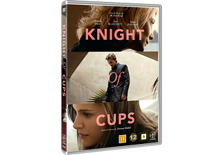 Knight of Cups Drama DVD