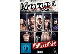 WWE: The Attitude Era - Volume 3 [DVD]