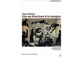 Frau am Klavichord & In Georgien - (DVD)