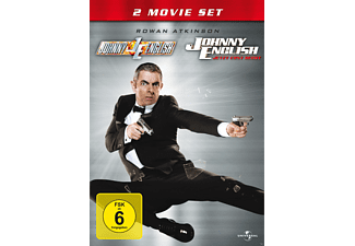 Johnny English, Johnny English - Jetzt erst recht - (DVD)