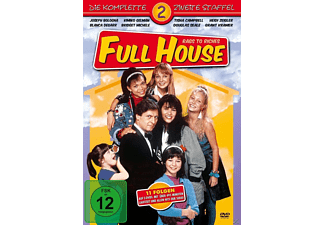 FullHouse: Rags To Riches - Staffel 2 (11 Folgen) - (DVD)