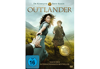 Outlander - Staffel 1 [DVD]