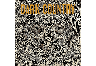 The Country Dark - Dark Country [CD]