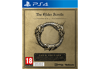 The Elder Scrolls Online: Gold Edition Playstation 4