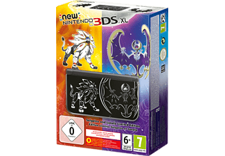 NINTENDO New Nintendo 3DS XL Solgaleo und Lunala Limited Edition