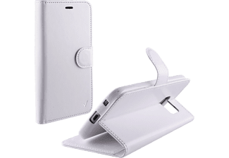 "VOLTE-TEL Θήκη Huawei P9 Lite 5.2"" Leather-Tpu Book Stand White - (5205308168710)"
