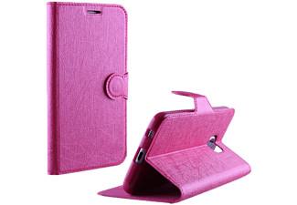 "VOLTE-TEL Θήκη LG K7 X210 5.0"" Line Leather-Tpu Book Stand Pink - (5205308168932)"