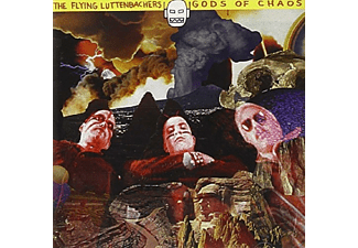 The Flying Luttenbachers - Gods Of Chaos [CD]
