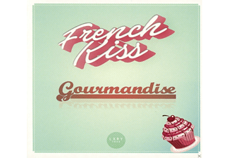 French Kiss - Gourmandise - (CD)
