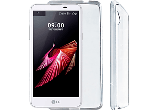 "VOLTE-TEL Θήκη LG X Screen K500n 4.93"" Slimcolor Tpu White - (5205308169250)"