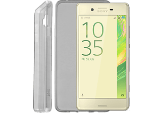 "IDOL 1991 Θήκη Sony Xperia X F5121 5"" Ultra Thin Tpu 0.3mm Grey - (5205308169373)"
