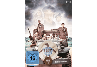 Lazy Company - Band of Losers - Staffel 2 - (DVD)