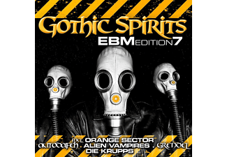 VARIOUS - Gothic Spirits EBM Edition 7 - (CD)