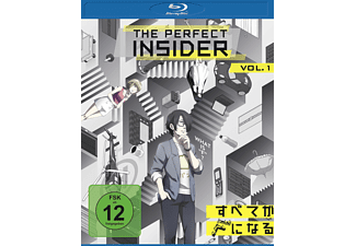 The Perfect Insider - Vol. 1 - (Blu-ray)