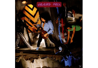 Gr Prix, Grand Prix - Grand Prix (Lim.Collector's Edit.) [CD]