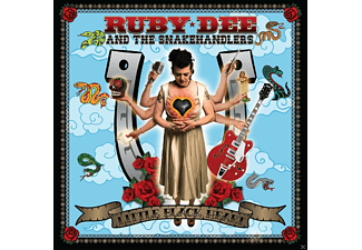 Ruby Dee, The Snakehandlers - Little Black Heart - (CD)