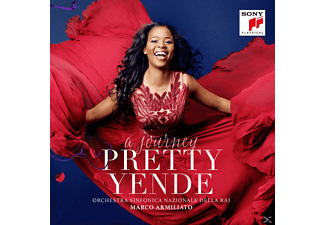 Pretty Yende - A Journey - (CD)