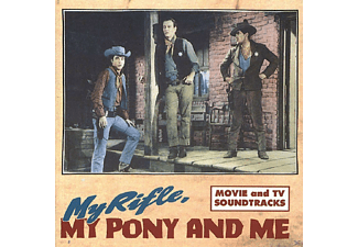 VARIOUS - My Rifle, My Pony And Me - (CD)