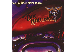 Doc Holliday - Doc Holliday Rides Again - (CD)