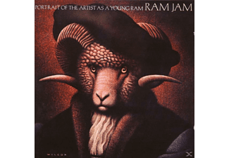 Ram Jam - A Portrait of the Artist [CD]