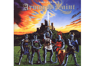 Armoured Saint - March Of The Saint [CD]