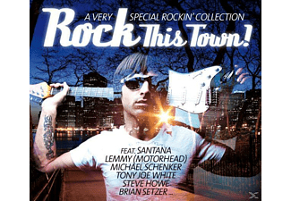 VARIOUS - Rock This Town! - (CD)