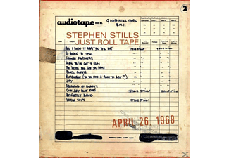 Stephen Stills - Just Roll Tape-April26th 1968 - (Vinyl)