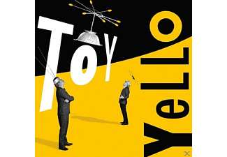 Yello - Toy (Limited Deluxe Edition) (CD)