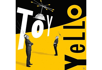 Yello - Toy (Inkl.MP3 Codes) (Vinyl LP (nagylemez))
