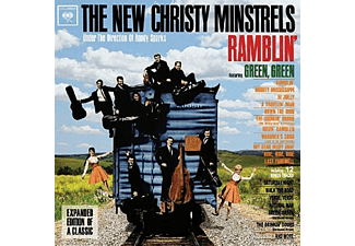 The New Christy Minstrels - Ramblin' - (CD)