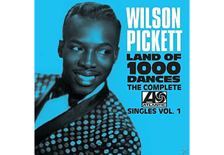 Wilson Pickett - Land Of 1000 Dances [CD]