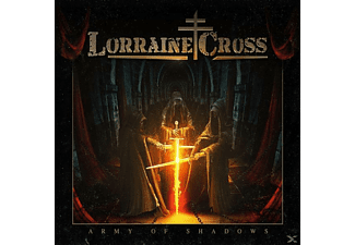 Lorraine Cross - Army Of Shadows - (CD)