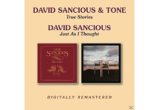 David Sancious - True Stories/Just As I Though - (CD)