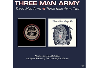 Three Man Army - Three Man Army/Three Man Army Two - (CD)