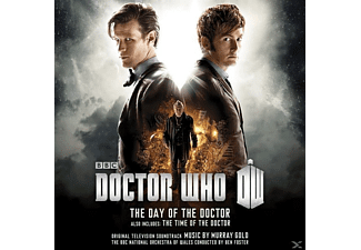 Ost-original Soundtrack Tv - Doctor Who-Day Of The Doctor/Time Of The Doctor [CD]