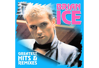 Brian Ice - Greatest Hits & Remixes - (CD)