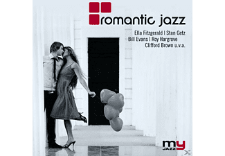 VARIOUS - Romantic Jazz (My Jazz) - (CD)
