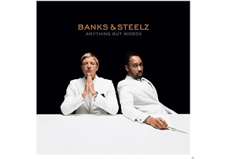 Banks & Steelz - Anything But Words [CD]