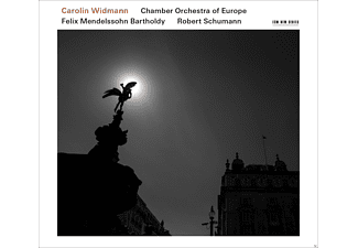 Trygve Seim, Chamber Orchestra Of Europe, Widmann Carolin - Rumi Songs [CD]
