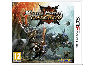 Nintendo Monster Hunter Generations