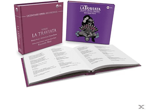 MUTI/SCOTTO - La Traviata (Ltd.Deluxe Edition) [CD]