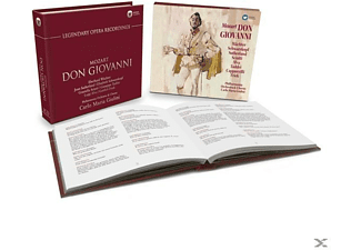 GIULINI/WÄCHTER - Don Giovanni (Ltd.Deluxe Edition) [CD]