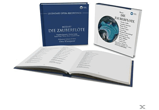 KLEMPERER/JANOWITZ - Die Zauberflöte (Ltd.Deluxe Edition) [CD]