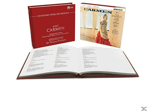 BEECHAM/DE LOS ANGELES - Carmen (Ltd.Edition) (Opera Deluxe) [CD]