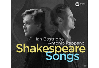 VARIOUS - Shakespeare Songs [CD]