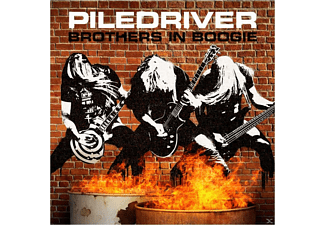 Piledriver - Brothers In Boogie - (CD)
