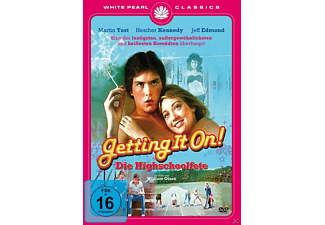 Getting It on! - Die Highschool Fete [DVD]