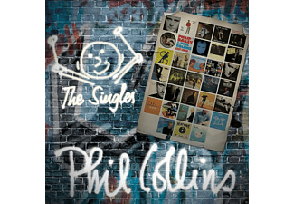 Phil Collins - Singles [CD]